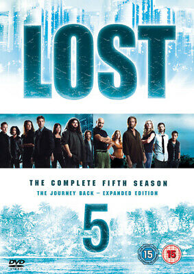 Lost: The Complete Fifth Season DVD (2009) Naveen Andrews