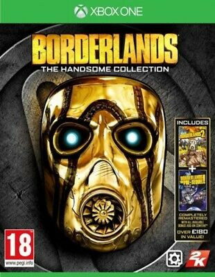 Borderlands: The Handsome Collection (Xbox One) VideoGames