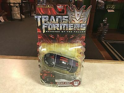 2009 Transformers Revenge of the Fallen Deluxe Class Dead End Action Figure MOC