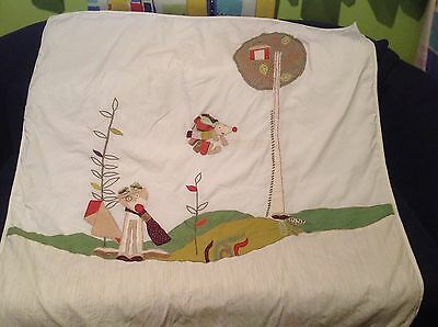 Unusual Cot Quilt By Mamas And Papas