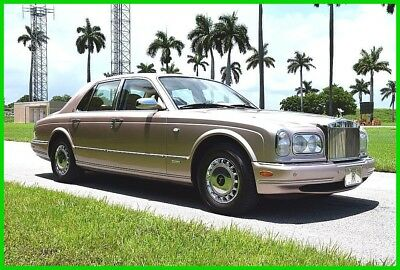 "2002 Rolls-Royce Silver Seraph Base Sedan 4-Door 2002 Rolls Royce ""LAST OF LINE"""