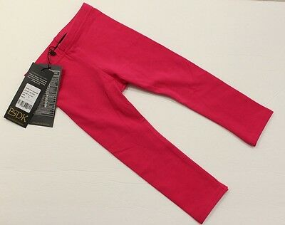 BGDK Girl Leggings Pink Cotton Various Sizes