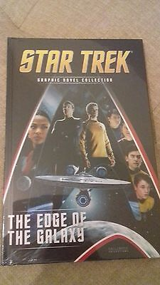 star trek graphic novel collection The Edge of the galaxy  vol 12 Brand new