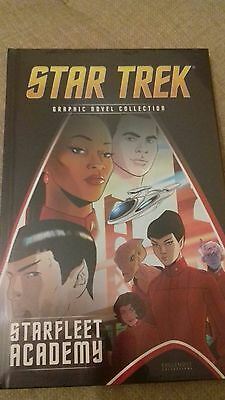 star trek graphic novel collection Starfleet Academy vol 8 brand new sealed