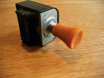 Hella two position pull switch illuminated