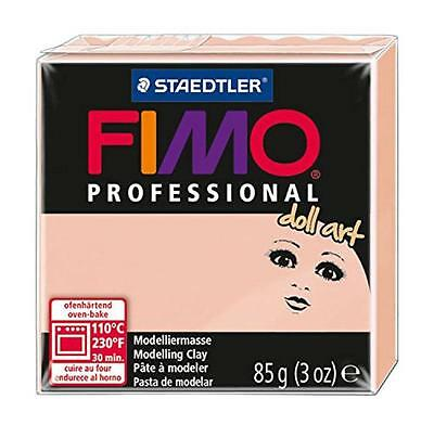 Staedtler 8027 – 03 – Fimo Professional Doll Art normale elettrica, 85 g ros