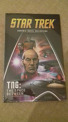 star trek graphic novel collection TnG: The space between vol 5 brand new