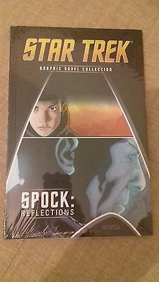 star trek graphic novel collection Spock: Reflections vol 4 Brand new sealed