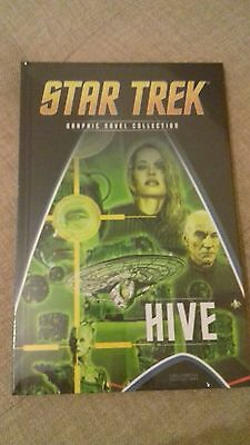 star trek graphic novel collection HIVE vol 3 Brand new sealed