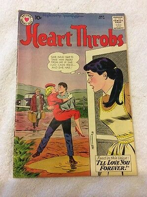 Heart Throbs # 66 , 1960