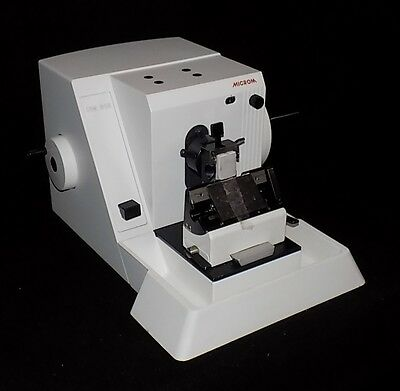 Microm Hm 315 Microtome - Fully Reconditioned