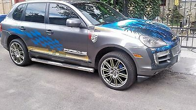2009 Porsche Cayenne base Very clean,no pet no smoker owner.Lots of after market and maintenance work done