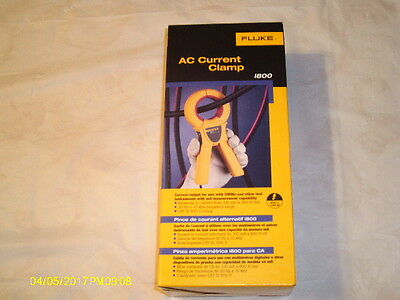 Fluke I800 AC Current Clamp NEW IN BOX