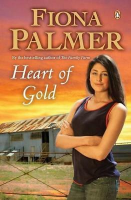 NEW Heart of Gold By Fiona Palmer Paperback Free Shipping