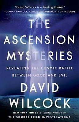 NEW The Ascension Mysteries By David Wilcock Paperback Free Shipping