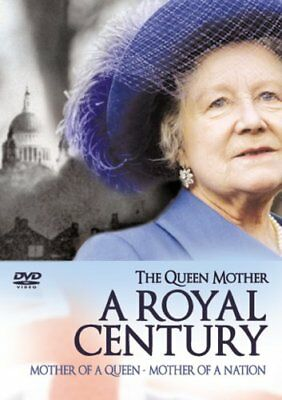 Queen Mother - A Royal Century [DVD] - DVD  J4LN The Cheap Fast Free Post