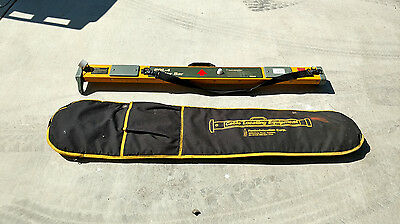 Radiodetection PDL-4 Cable Pipe Utility Locator Vector Bar PDL 4 w/bag