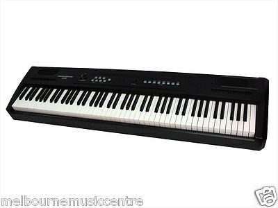 HEMINGWAY PORTABLE DIGITAL PIANO 88 Note Weighted Keys w/Hammer Action NEW!