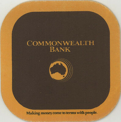 Coaster: Commonwealth Bank
