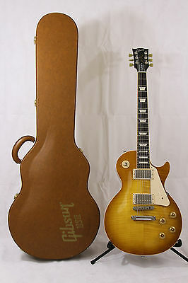 Gibson 2016 Les Paul Traditional T Electric Guitar - Honey Burst