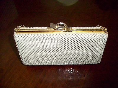 glomesh style clutch purse  collectors piece