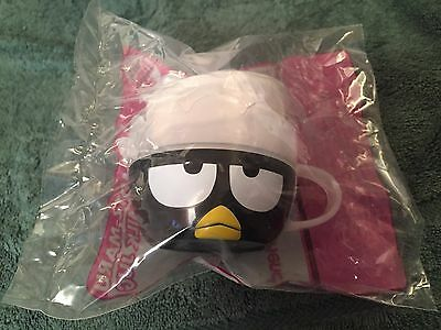 Mcdonald's Happy Meal Toy- Hello Kitty Bad Badtz-Maru Milk Jug New In Packet