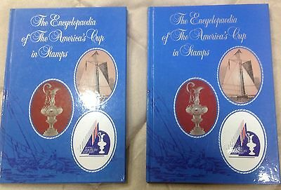 Encyclopaedia Of The America's Cup In Stamps 1987