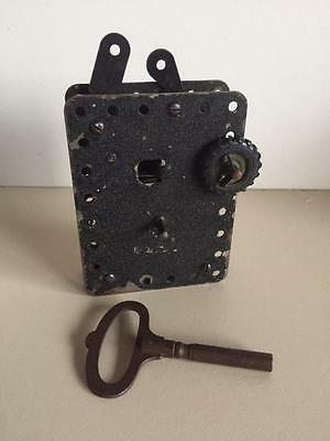 Meccano No. 1 Clockwork Motor with Key