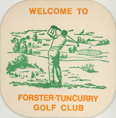 Coaster: Forster-Tuncurry Golf Club