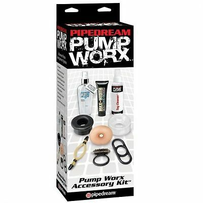 Pump Works Kit Accesorios Bomba.