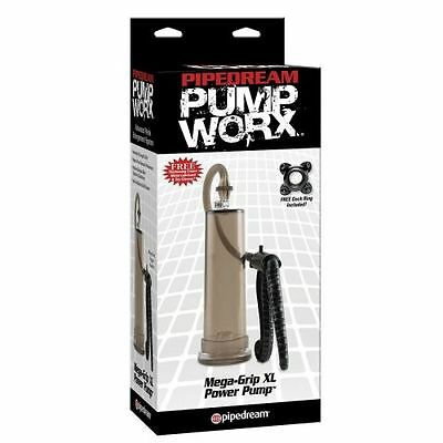 Pump Worx Bomba De Succion Mega-Grip Xl