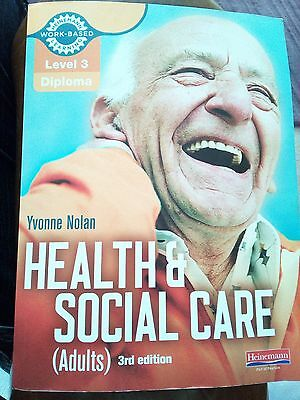 nvq level 2 unit 4222 380 Health and social care health and social care health and so- level 2 diploma in health and social care • a unit aim - this explains what the unit is all.
