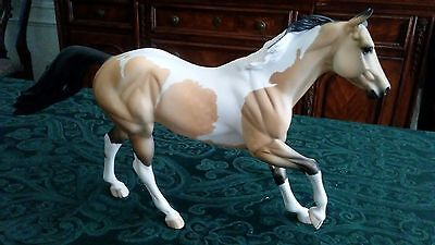 "Peter Stone foundation quarter horse, OOAK ""My Horse"" Design a horse 2010"