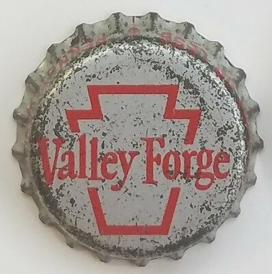 VALLEY FORGE PA TAX Beer Bottle Caps Crown USED CORK Cap