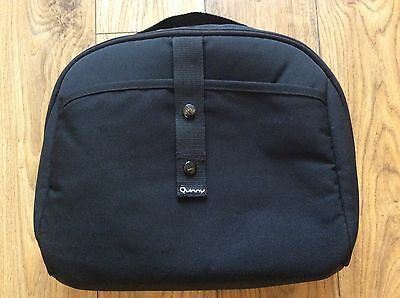 Quinny Buzz Box Bag Clip On. Padded. Good Used Condition