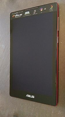 "Asus Zenpad Z170C 7"" Tablet-PC Android 5.0 QuadCore Rot 16GB"