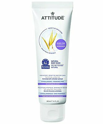 attititude sensible Natural Body Wash
