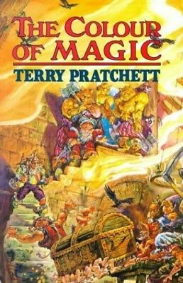 The Colour of Magic (Discworld Novels (Hardcover)) by Pratchett, Terry Hardback