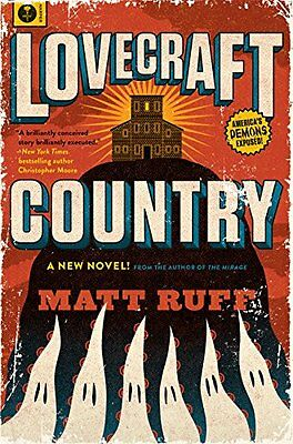 Lovecraft Country by Ruff, Matt Book The Cheap Fast Free Post