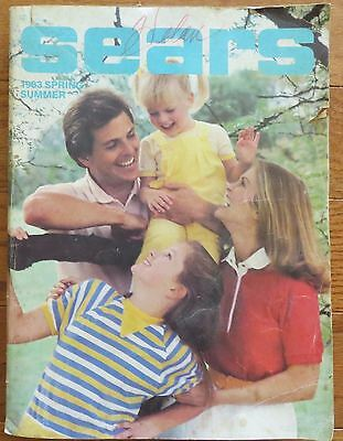 Vintage 1983 Sears Spring and Summer Catalog Charlie's Angels Fashions