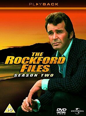The Rockford Files: Season 2 [DVD] [1975] - DVD  ZGVG The Cheap Fast Free Post