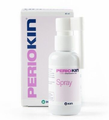 1 x Spray Perio Kin control de la placa bacteriana 40 ml.