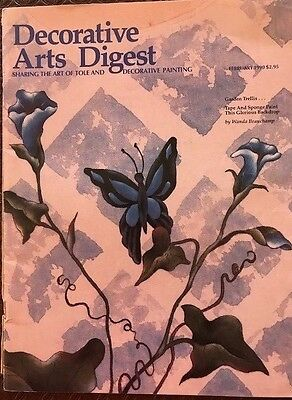 Decorative Arts Digest - Sharing The Art Of Tole And Decorative Painting