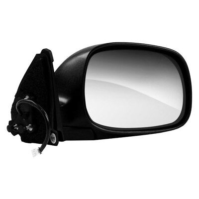 FOLDING POWER TOYOTA TUNDRA 00-04 SIDE MIRROR LEFT DRIVER CHROME PLATED US Auto Parts