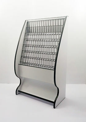 Literature Rack Brochure Holder Leaflet Coupon Stand Magazine Display Rack Stand