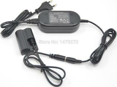 ACK-E2 power adapter+BP-511 DR-400 dummy battery for Canon EOS 5D 50D D60 300D