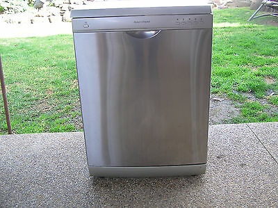Fisher & Paykel Dishwasher Stainless Steel Dw60Cswi