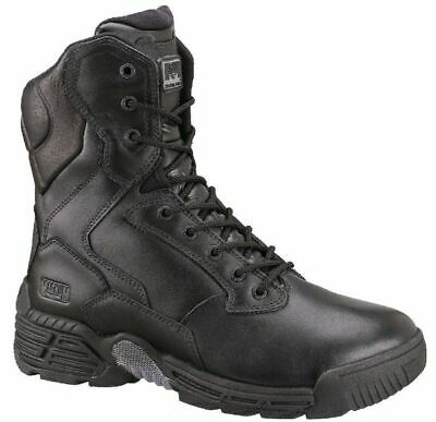 Magnum Stealth Force 8.0 Leather Boots - Black MAGNUM BOOTS