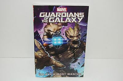 Marvel Comics Guardians of the Galaxy Galaxy's most Wanted Graphic Novel