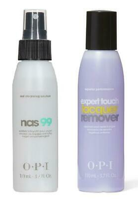 Traitement OPI - NAS 99 + Expert Touch Remover 2 X 120ml